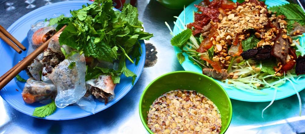 Hanoi Vietnam Essen
