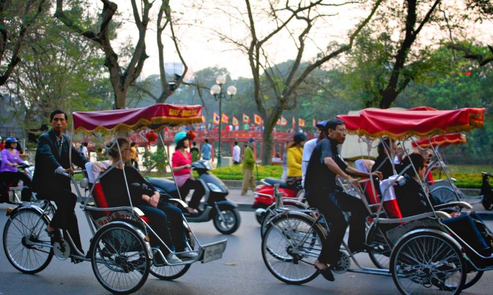 Hanoi Hauptstadt Vietnam