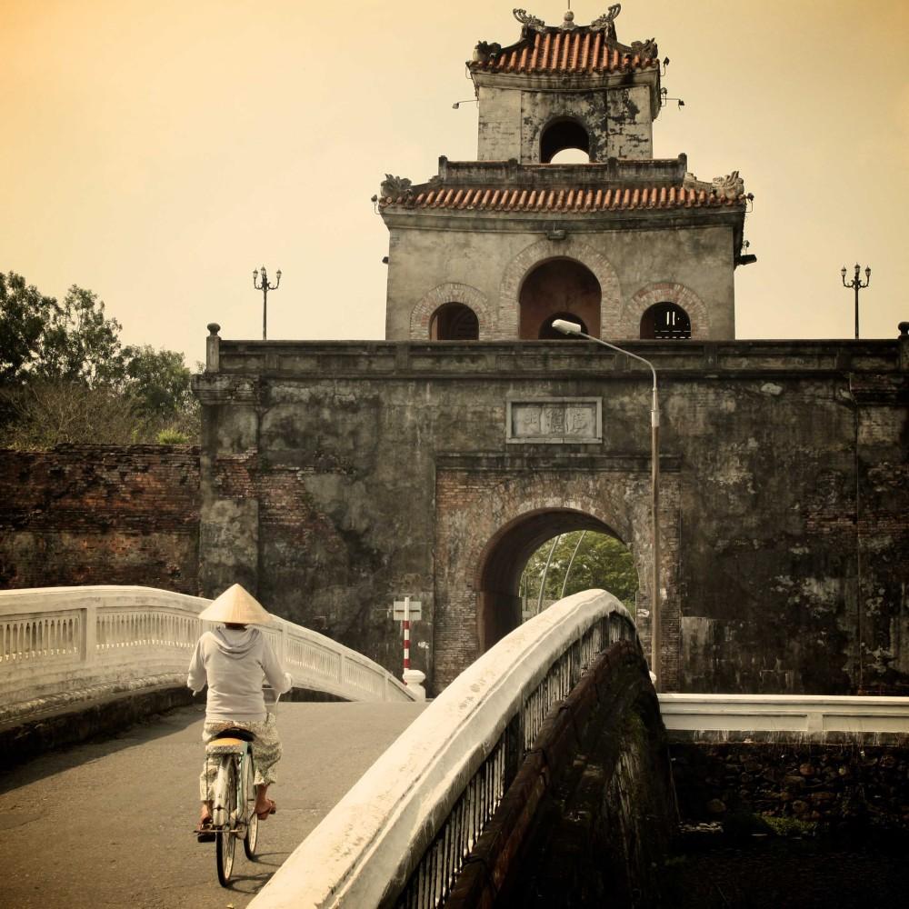 Vietnam HUe Kaiserstadt