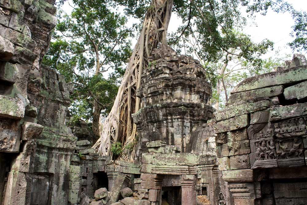 Angkor Wat und Vietnam Rundreise