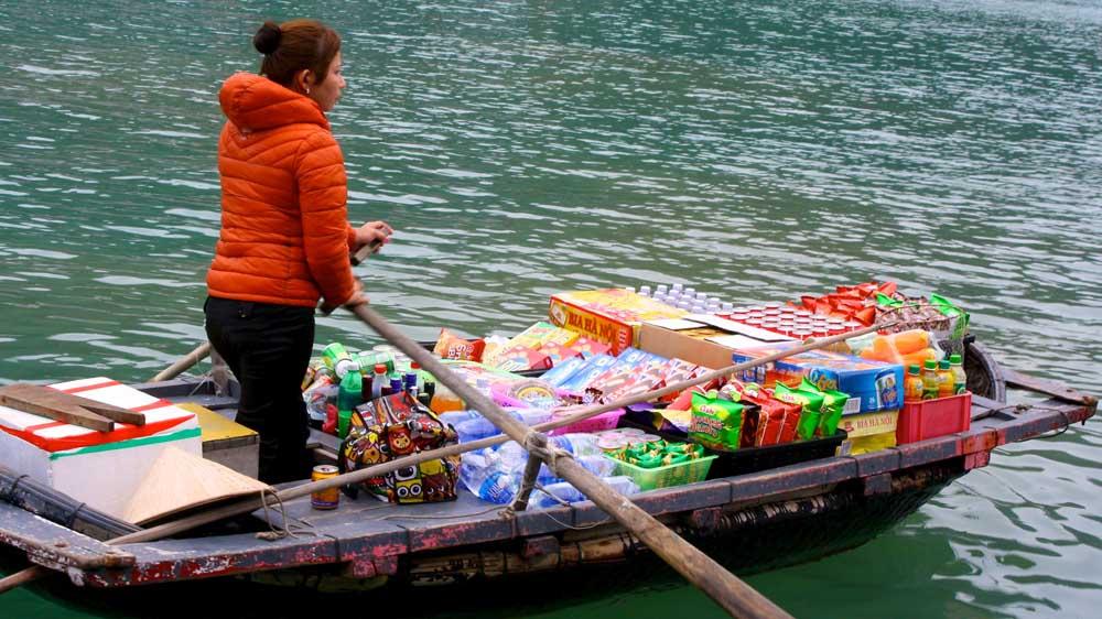 Halong Bucht Bootsausflug