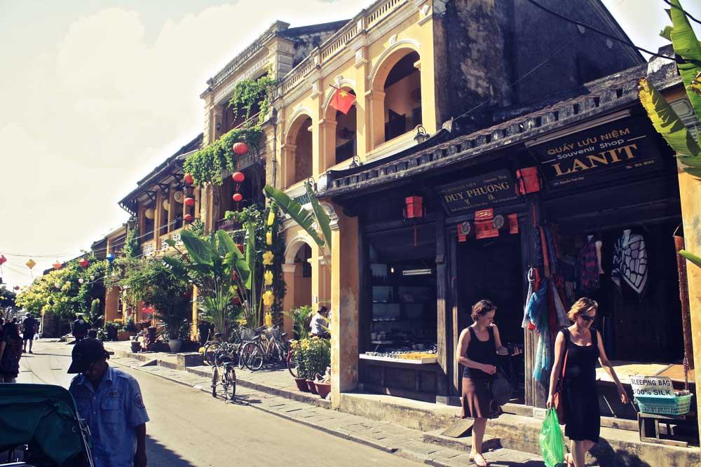 Hoi An Vietnam Rundreisen