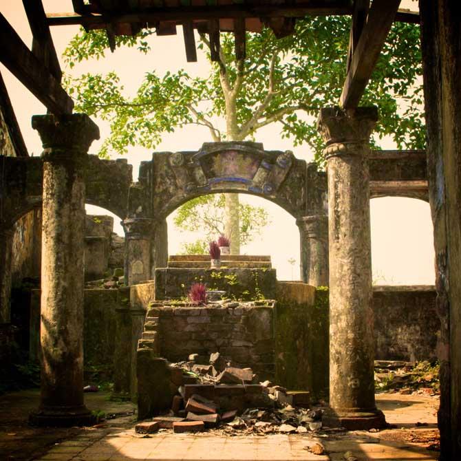 Hue Tempel