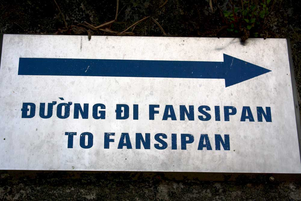 Sapa Trekking Fansipan