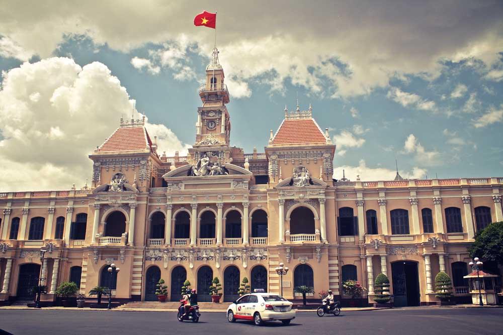 Saigon Impressionen