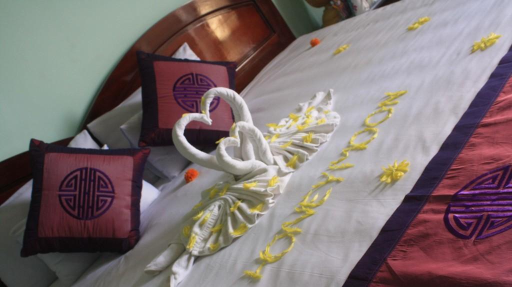 Hotel Vietnam Backpacking
