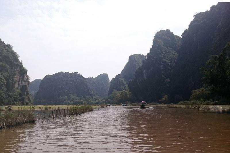 trockene halong Bucht 2 Vietnam